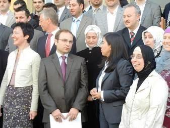 Abschlusstagung der Uni Osnabrück zum bundesweit ersten Weitbildungsprogramm für Imame und Seelsorger (05.07.2011)