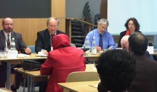 Tagung zum islamischen Religionsunterrichmit dem Juristischen Seminar der Uni Göttingen (2005)
