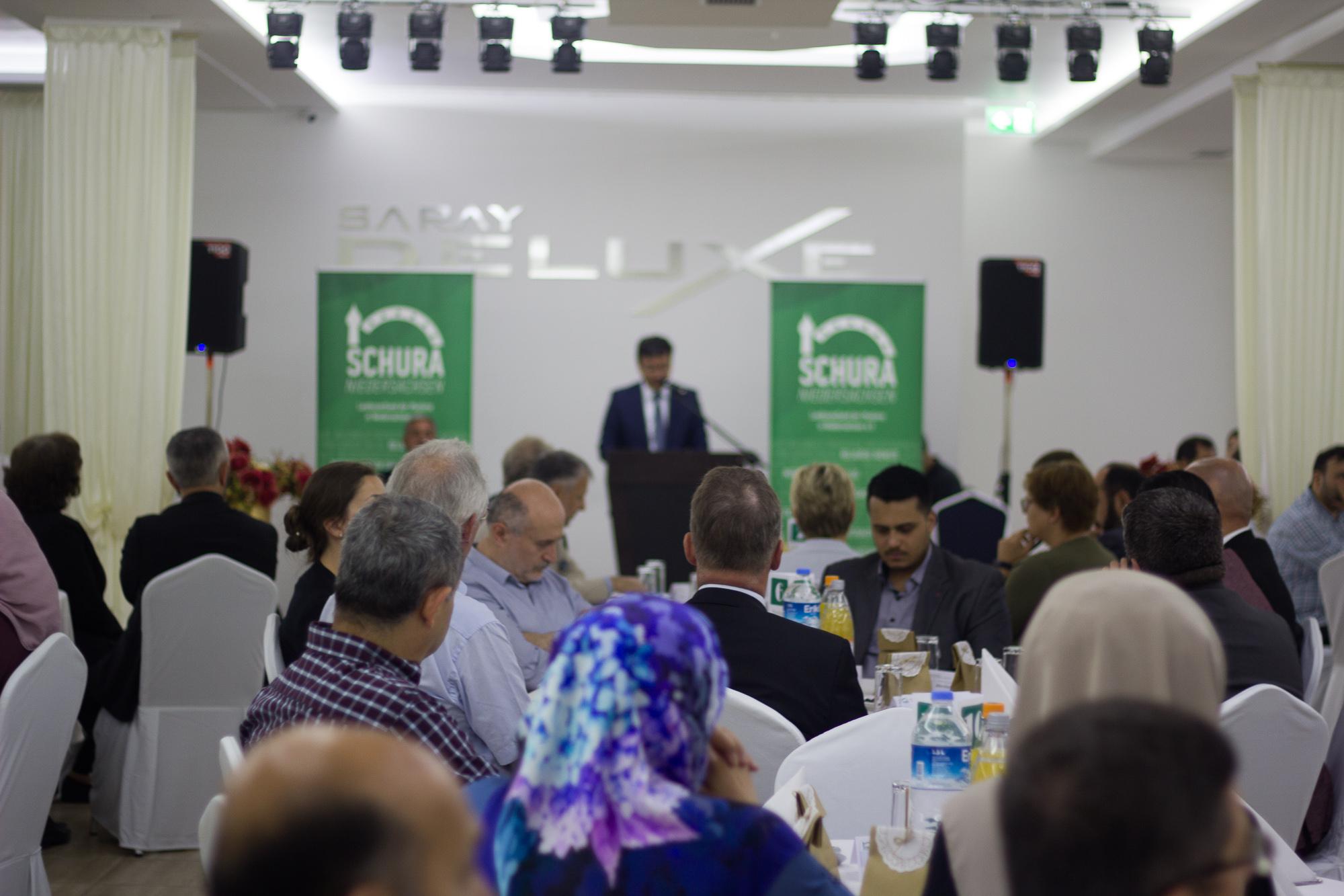 Iftar Empfang Ramadan 2018