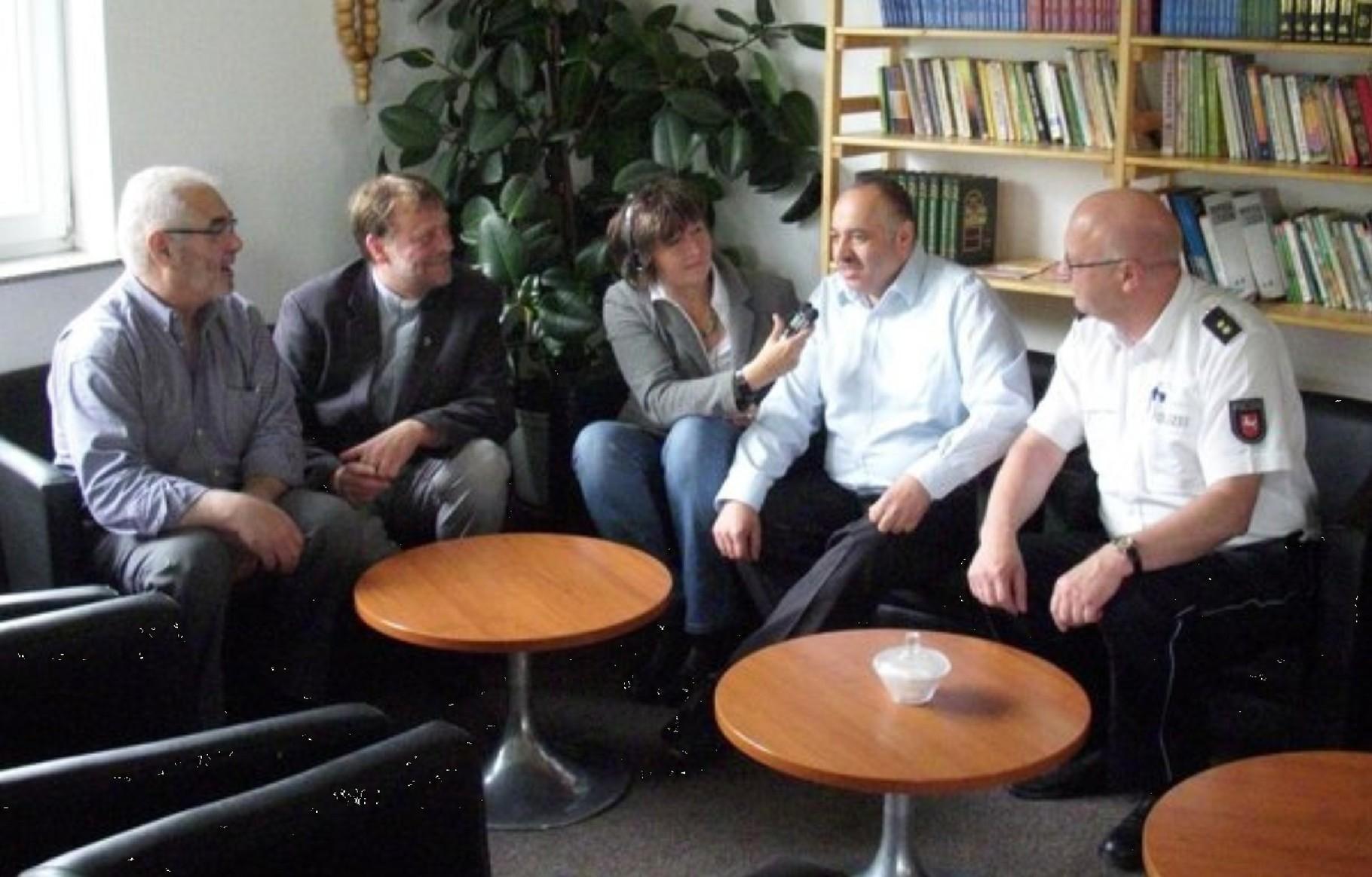 NDR Radioreportage zur Notfallseelsorge im Harz (14.08.2013)