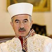 Tagung Religion und Gesellschaft in Europa mit Prof. Bardakoglu, ehmaliger Diyanet Präsident (2006)