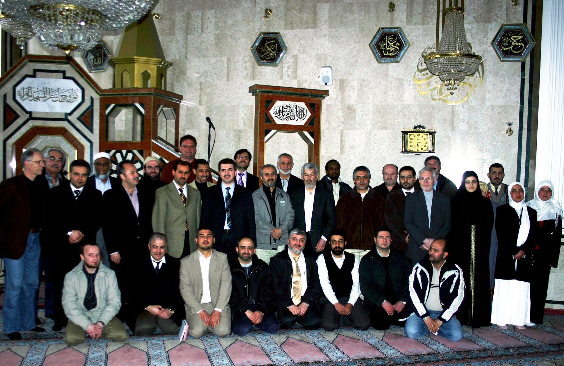 Schura-Jahreshauptversammlung (2008)