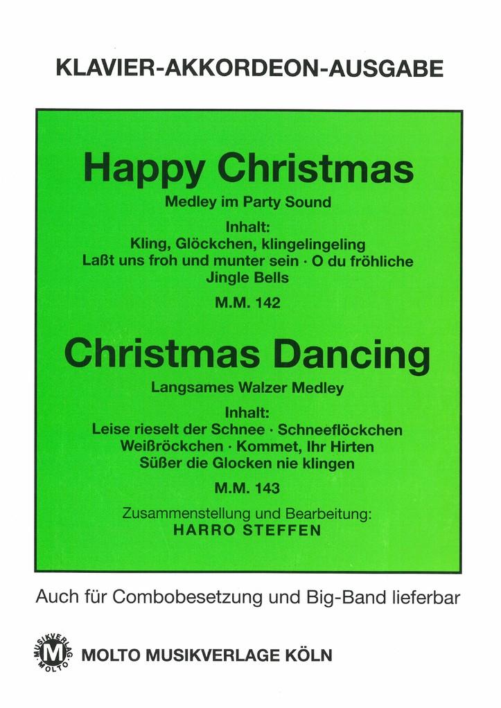 Happy Christmas MM 142 / Christmas Dancing MM 143 - Metropol ...