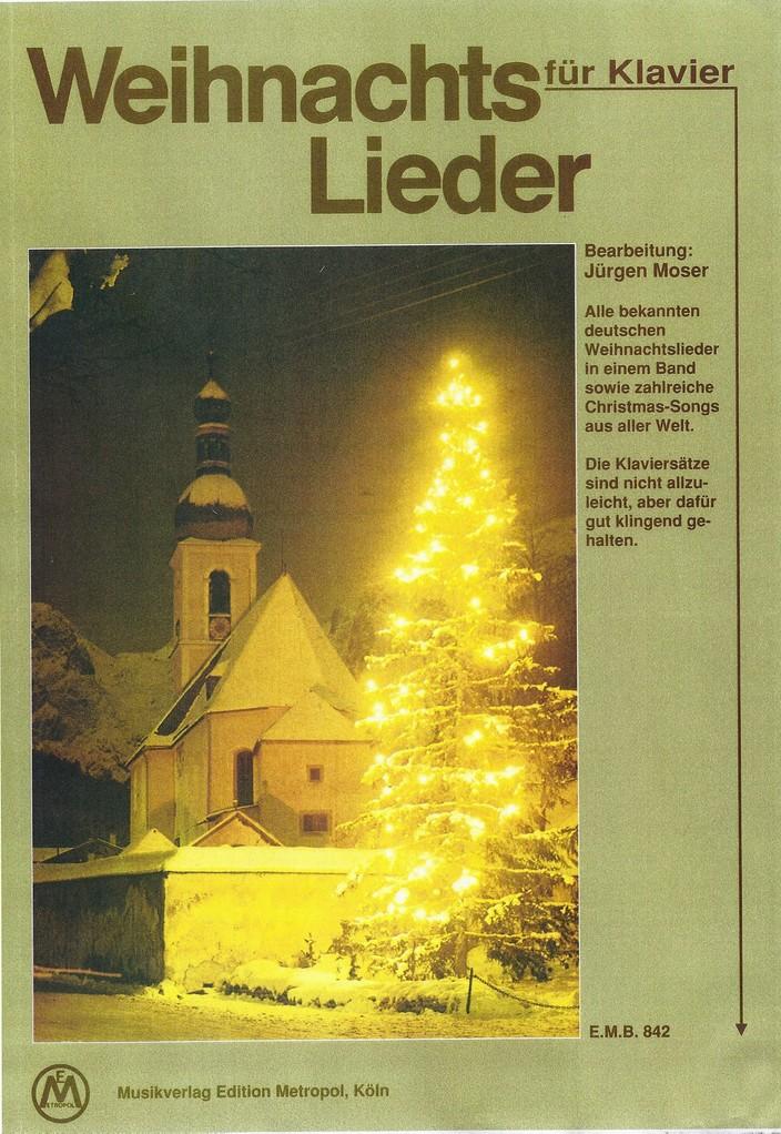 Weihnachtslieder - Metropol Musikverlage