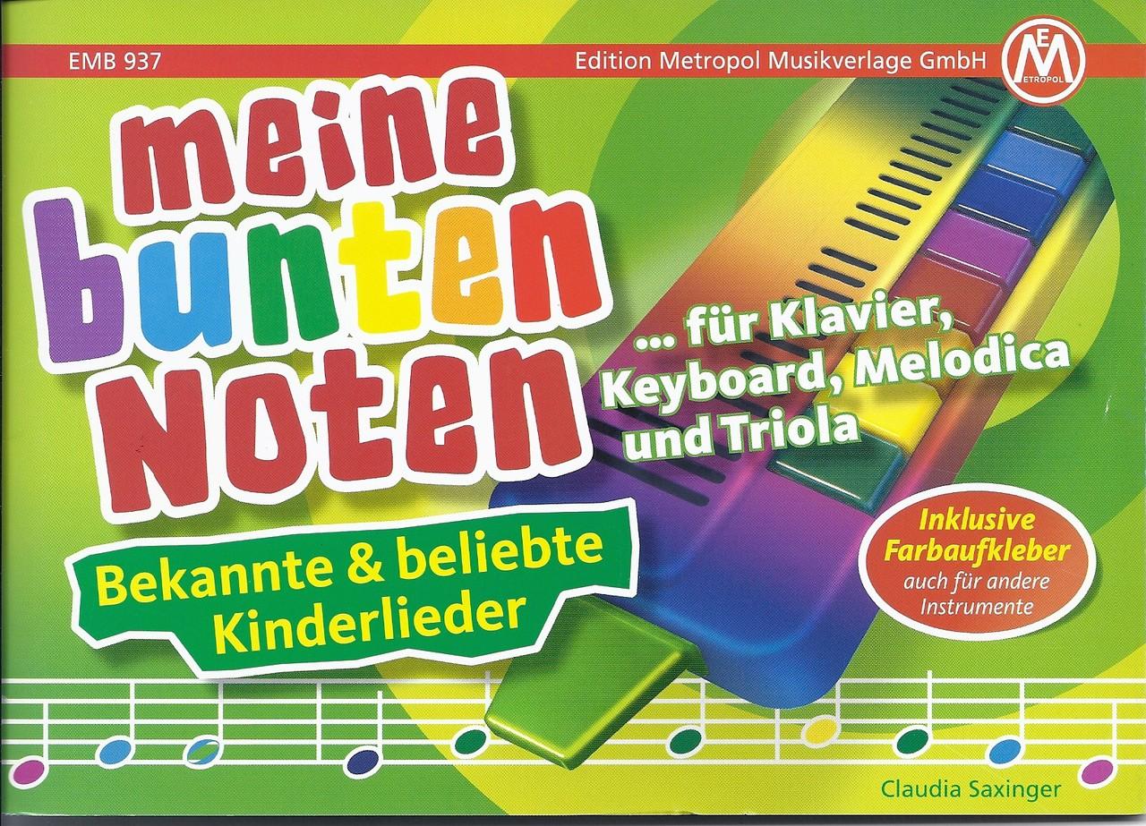 Notenhefte Fur Klavier Metropol Musikverlage