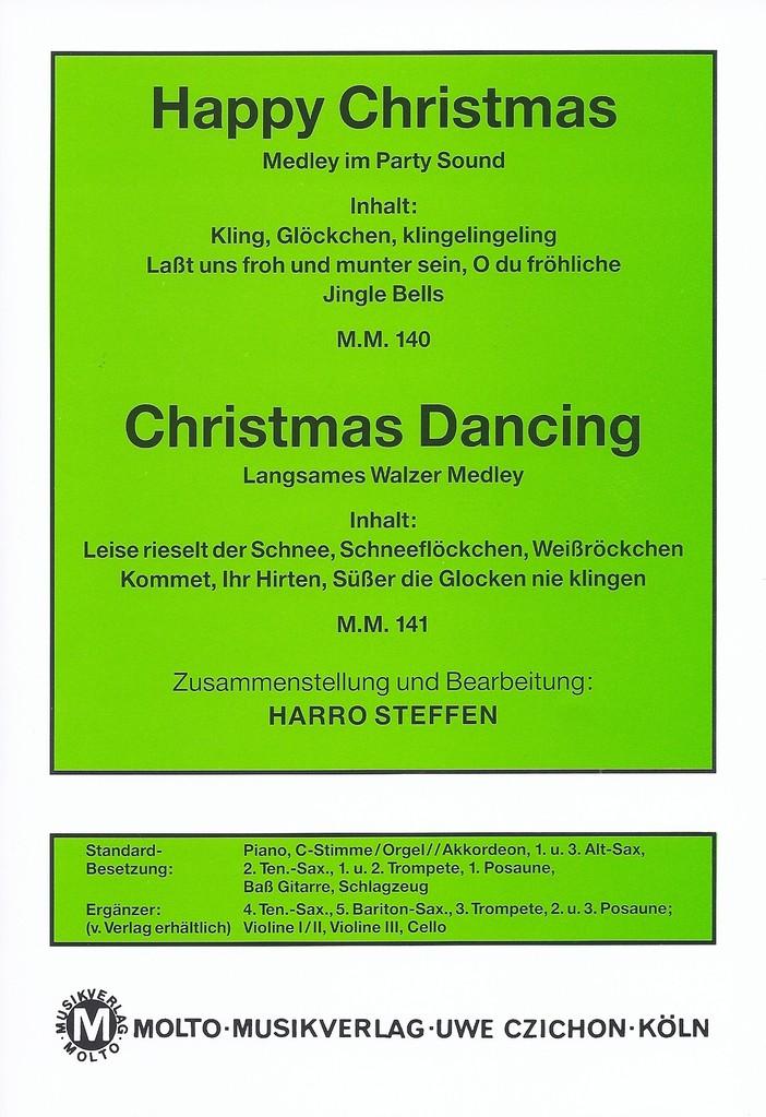 Weihnachtsnoten für Orchester - Metropol Musikverlage