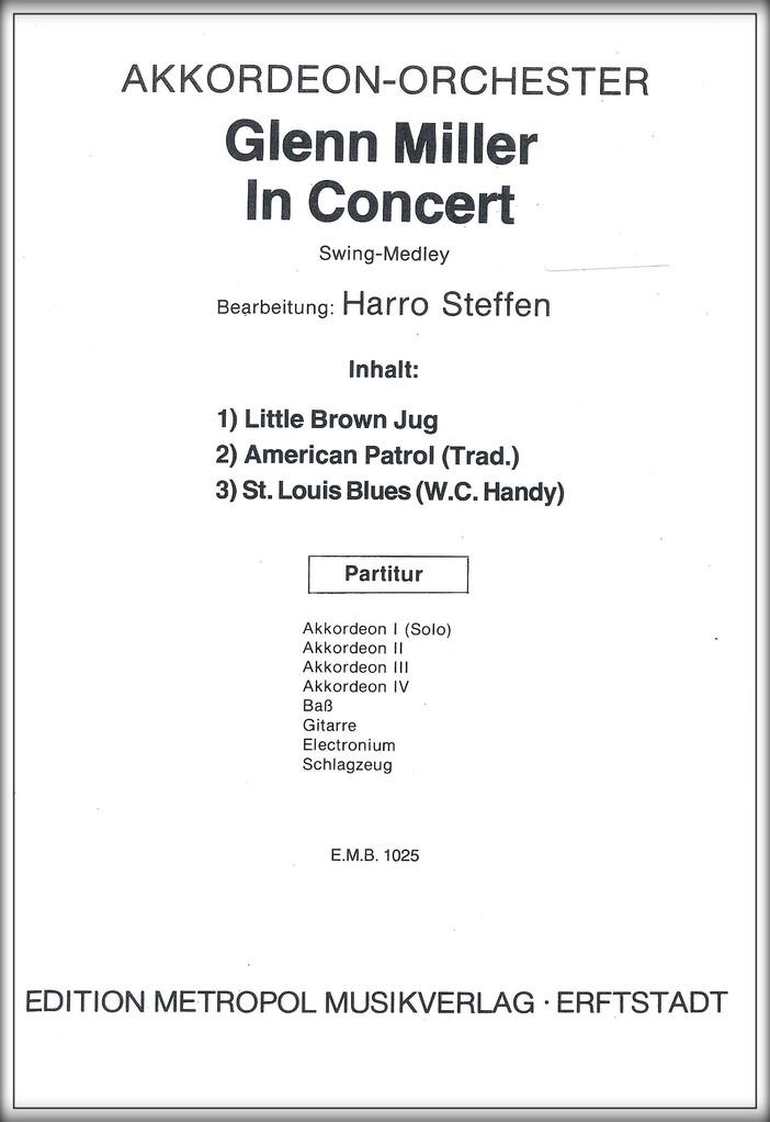 Akkordeon-Orchester - Metropol Musikverlage