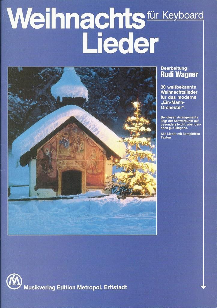 Weihnachtslieder für Keyboard EMB 830 - Metropol Musikverlage
