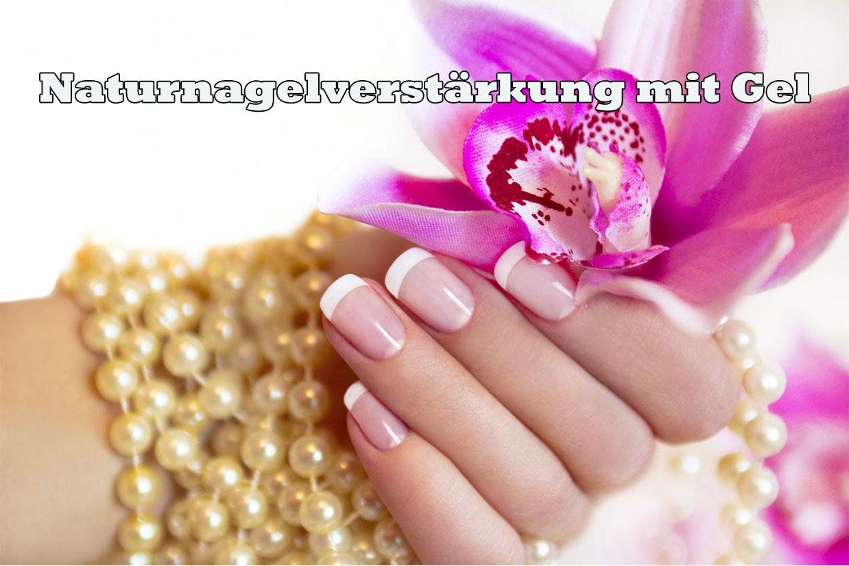 Der Naturnagel wird  mit Gel überzogen und gewinnt dadurch  eine größere Widerstandsfähigkeit gegen mechanische Beanspruchung. Der Fingernagel wird dann in die gewünschte Form gefeilt und versiegelt.