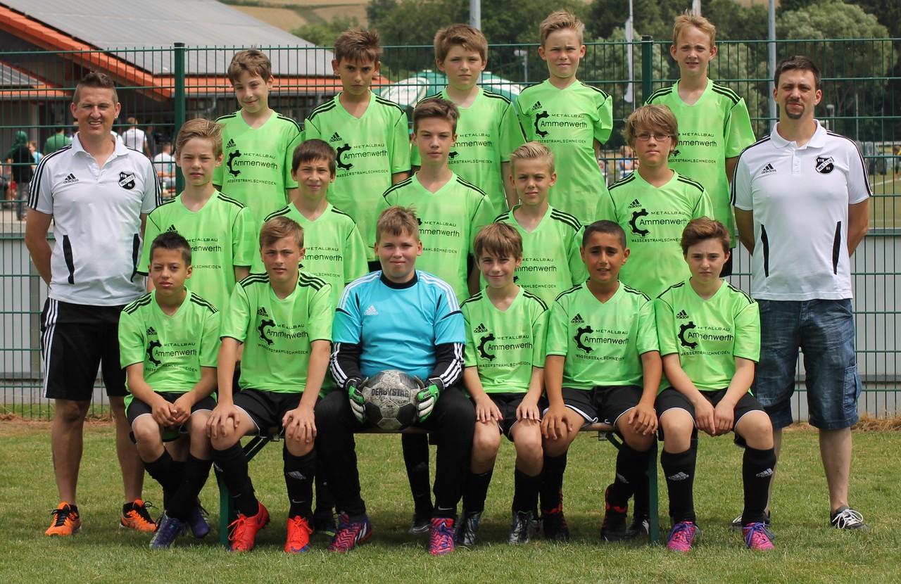 20150926 D2 - Nordost - VfB 09 Wetter