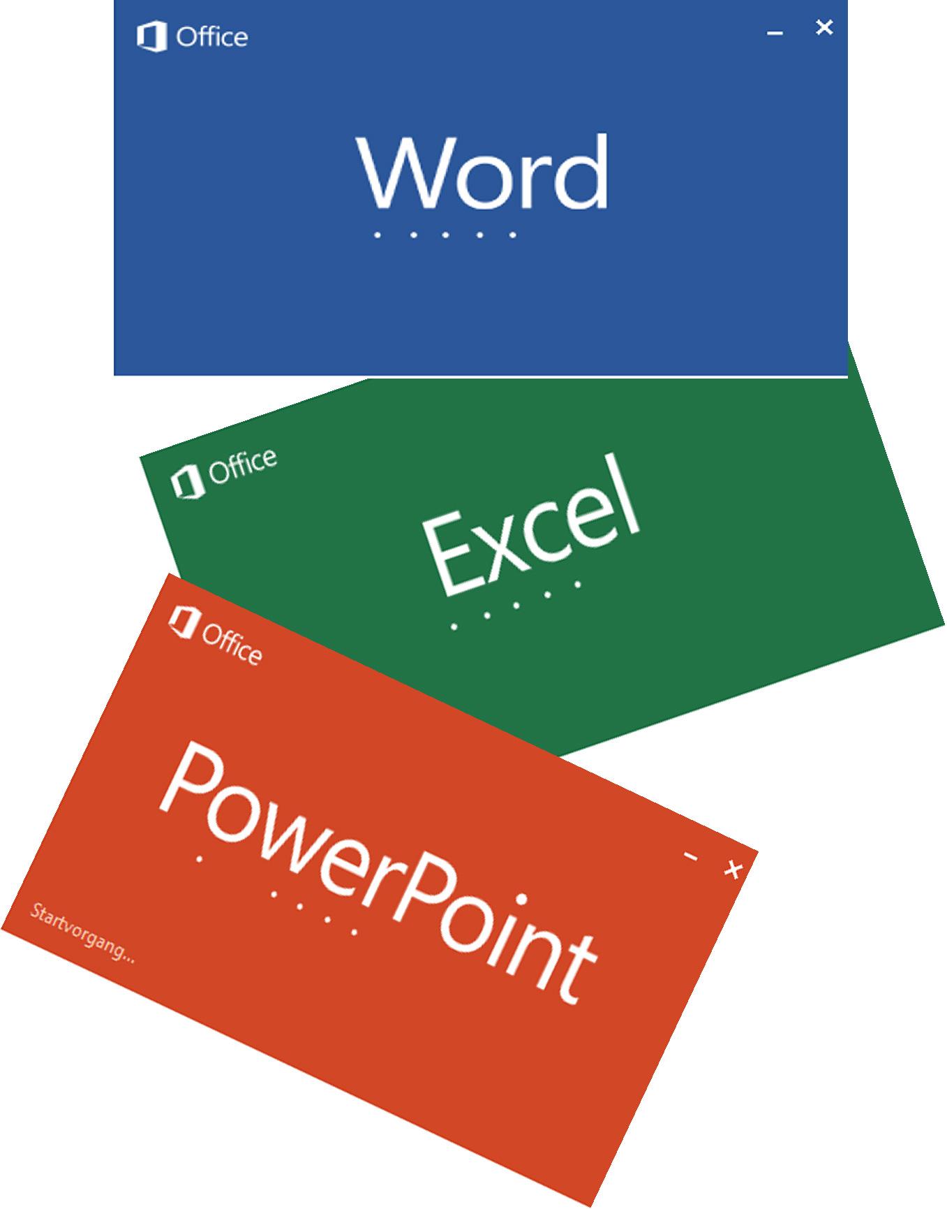 【ビジネスOfficeコース】  「ワード」「エクセル」が当教室で一番人気のコースです。