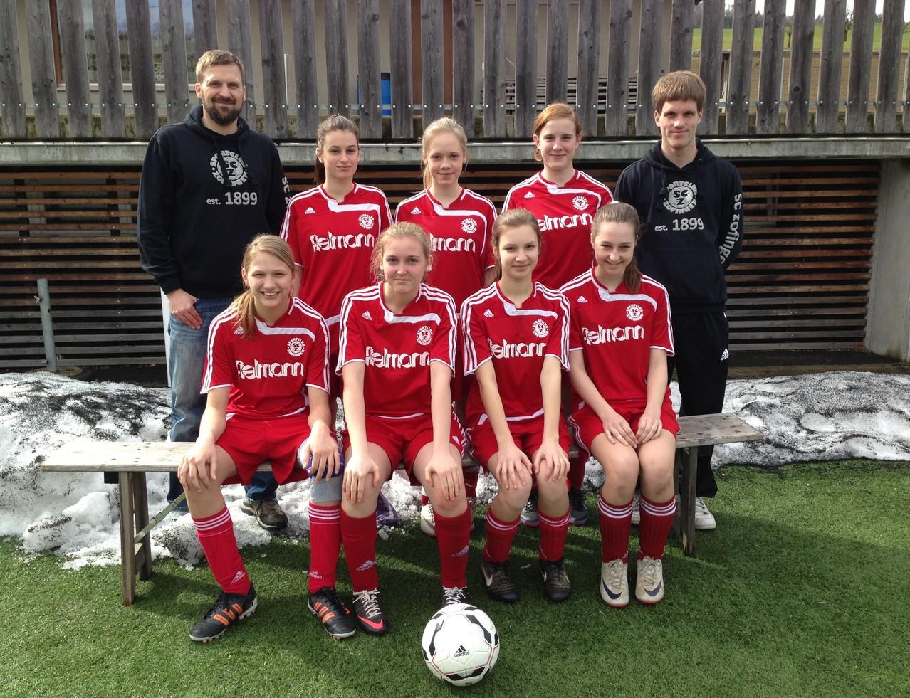 SCZ Team-Foto