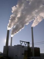 Bild einer typischen Müllverbrennungsanlage