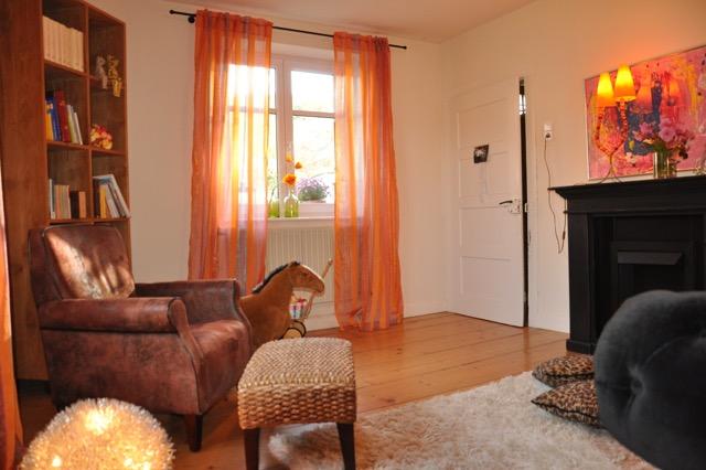 Kleines Wohnzimmer