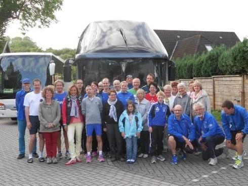 16.06.2013 Gorch-Fock-Marathon Wilhelmshaven