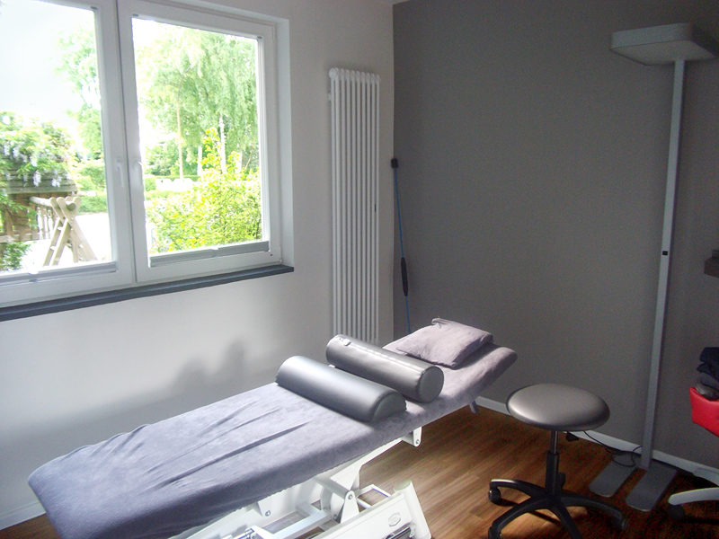 PTS Physiotherapie Schenefeld GmbH | Therapieraum