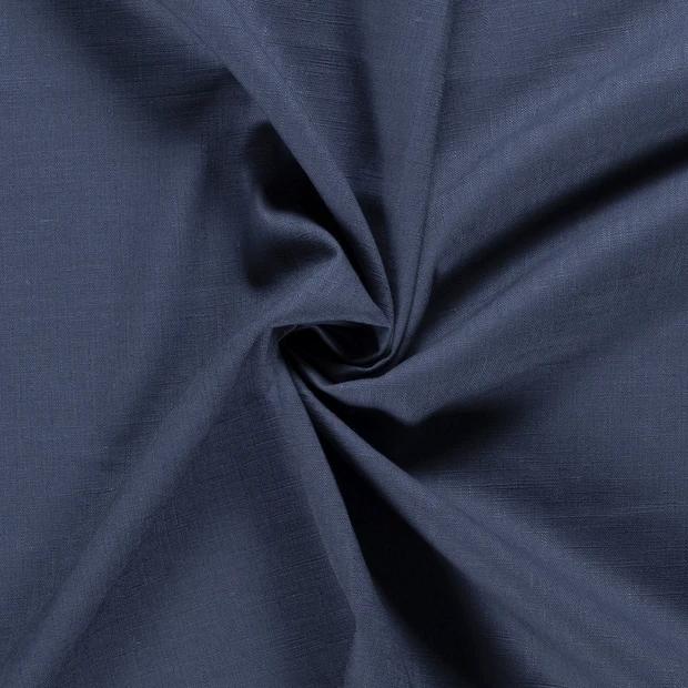 Leinen indigo, 140cm breit, 0.5m 7.00€