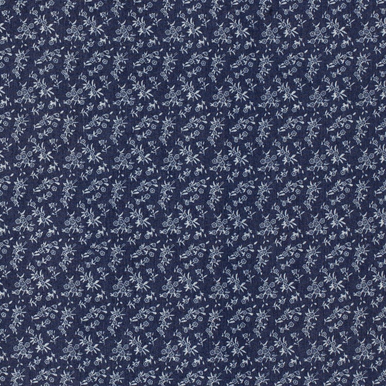 Jeansstoff bedruckt, 140cm breit, 0.5m 7.00€