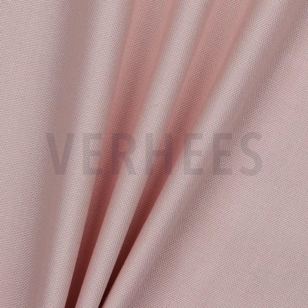 Dekostoff/ Canvas Baumwolle rosa, 140 cm breit, 0.5m 6.00€