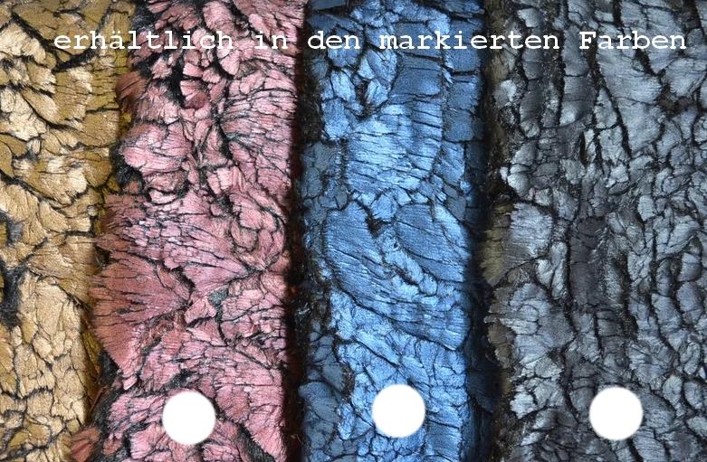 Fellimitat, verschiedene Farben, 140cm breit, jetzt 0.5m 7.00€