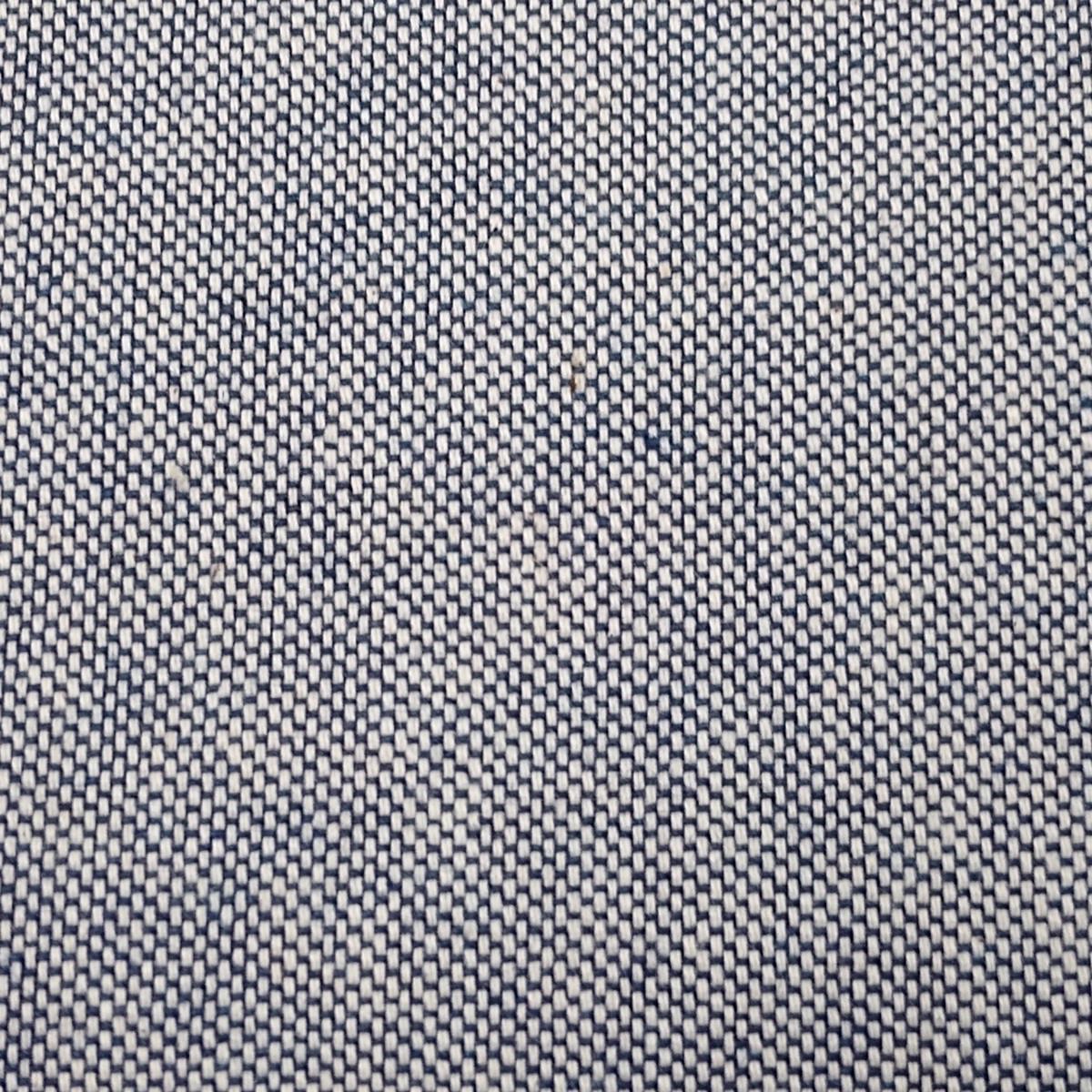 Recycle Canvas blau (87% Baumwolle), 140cm breit, 0.5m 6.50€