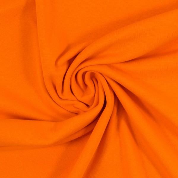 Bündchenware orange, 0.5m 5.00€