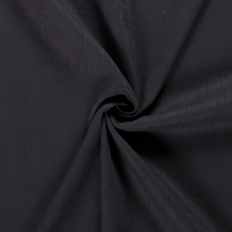 Leinen dunkelgrau, 140cm breit, 0.5m 7.00€