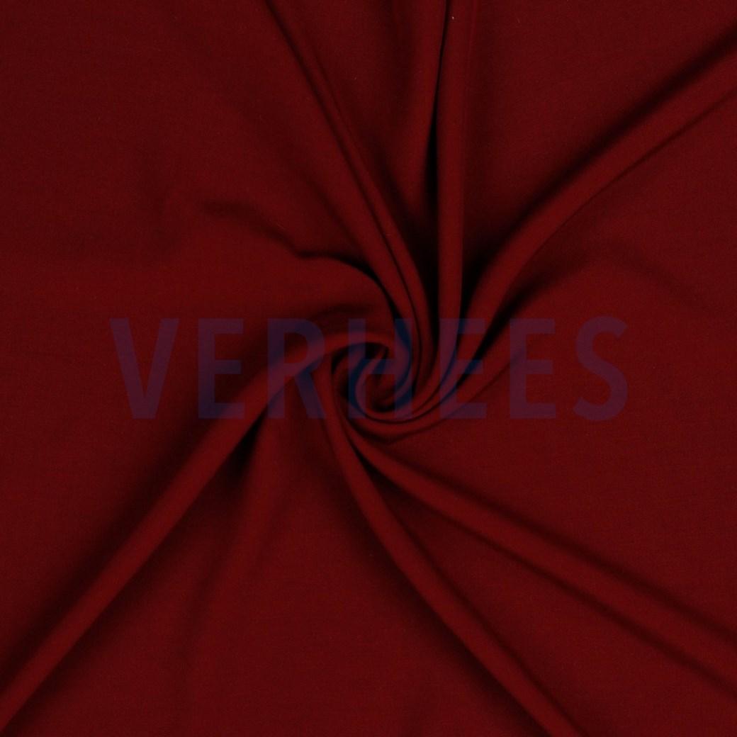 Viskose Webware uni bordeaux, 140cm breit, 0.5m 5.00€