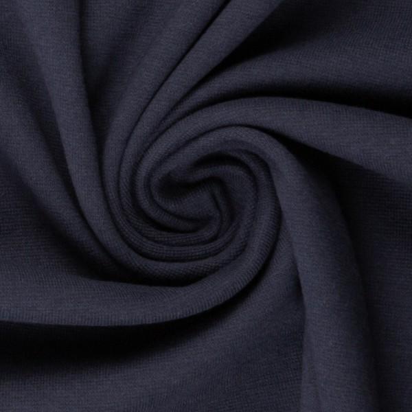Bündchenware nachtblau, 0.5m 5.00€