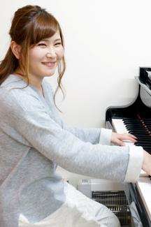 文京区西片ピアノ教室 講師
