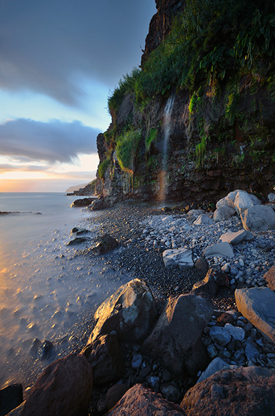 An der Südküste Madeiras bei Ponta do Sol