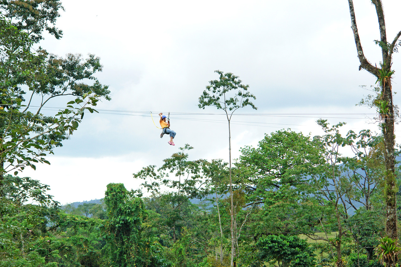 Arenal Ecoglide Canopy Tour & Arenal Ecoglide Canopy Tour Tarzan Swing - Arenal Canopy Tour best ...