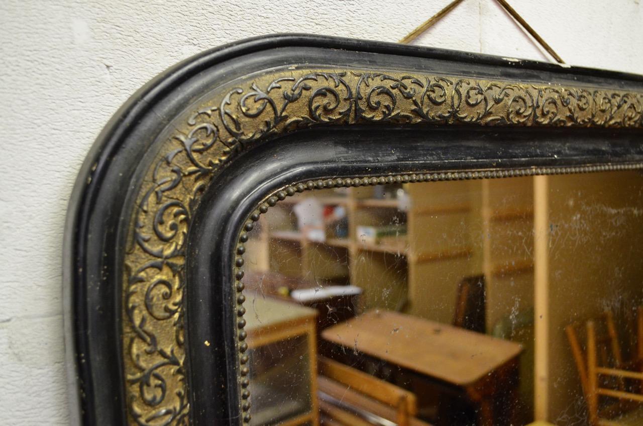 Miroir, spiegelglas mooi craquelé