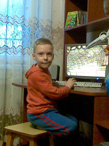 Тактаров Даниил - победитель конкурса презентаций