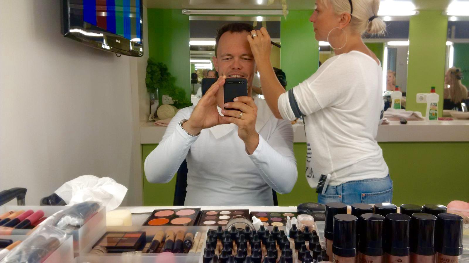 Maske @ ZDF