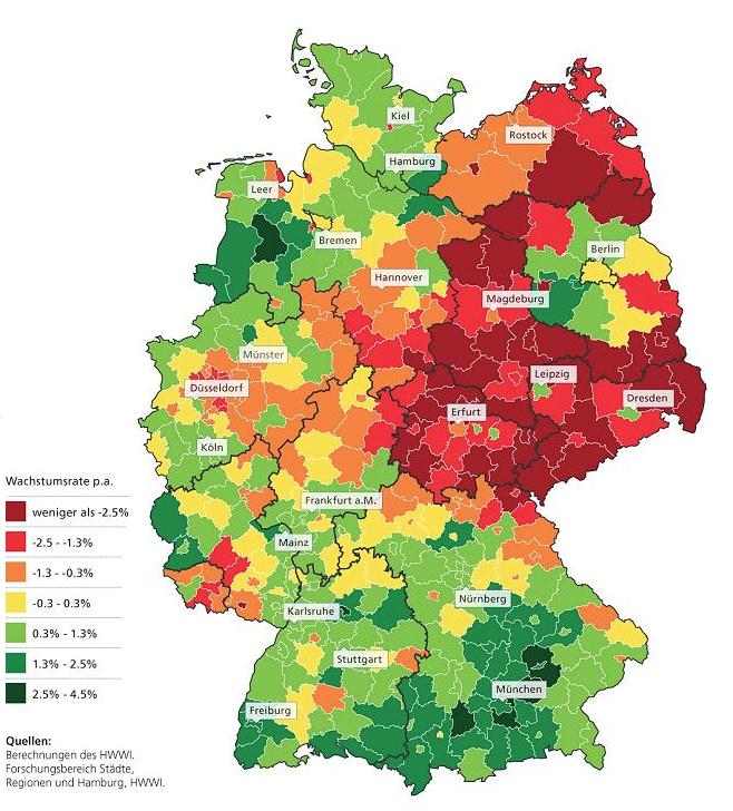 Preisprognose Immobilien Deutschland
