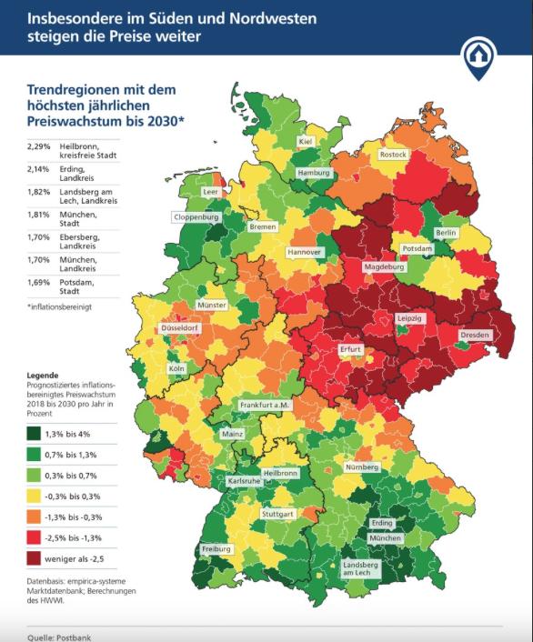 Immobilienpreisentwicklung Köln