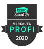 Verkaufsprofi 2020 Auszeichung Immoscout