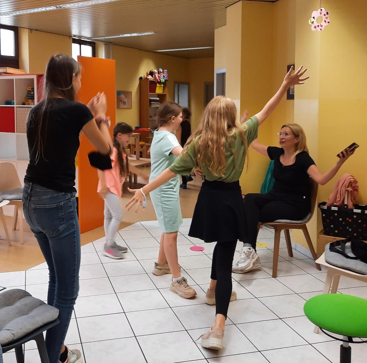 Improvisationstheater für Kids