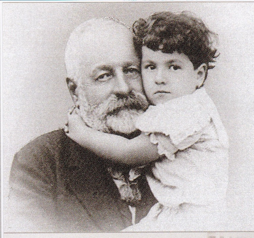 La Contessina Maria abbraccia il padre Giacomo