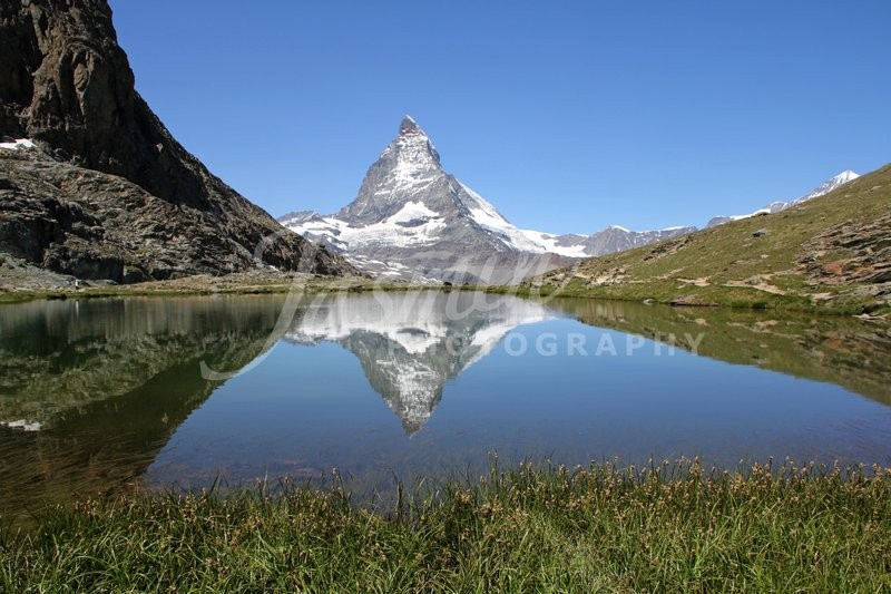 Riffelsee im Sommer