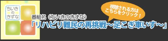 NHK足こぎテレビ放映