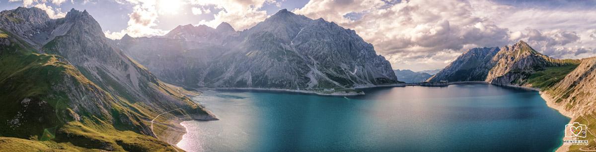 Lünersee Panorama II