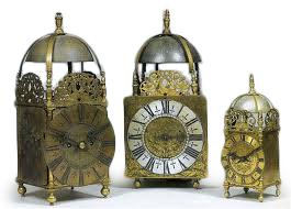 Pendules lanternes
