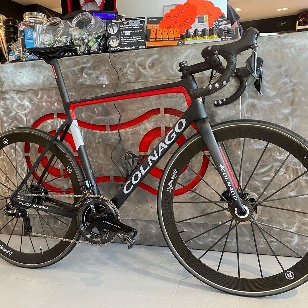 difficile trovare biciclette disco con questo peso!