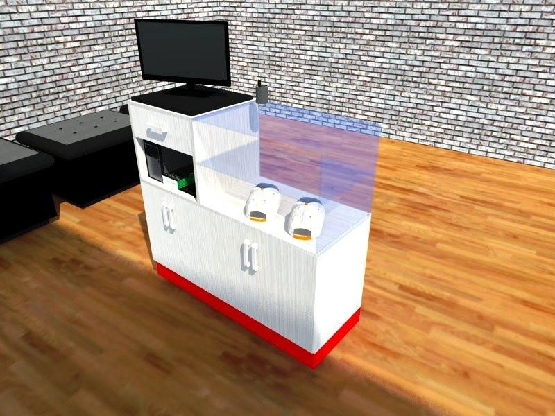 Muebles para tienda de ropa usados for Muebles para negocio