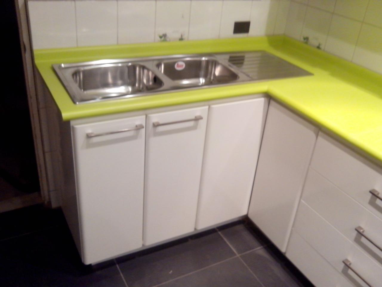 Cocina moderna isabel mr muebles modulares para hogar for Muebles de cocina moderna