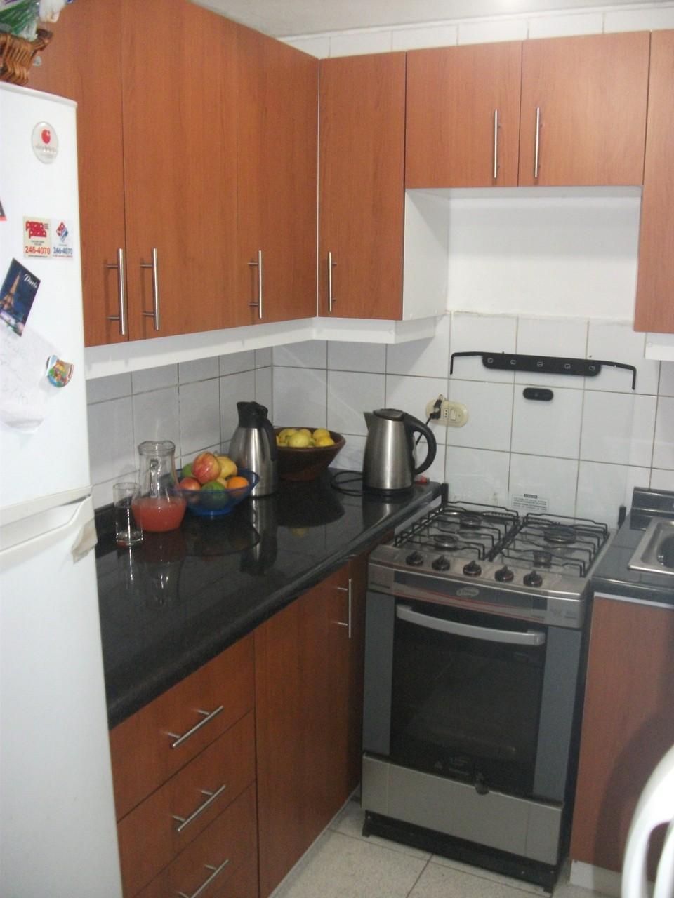 Cocina moderna isabel mr muebles modulares para locales for Muebles modulares cocina