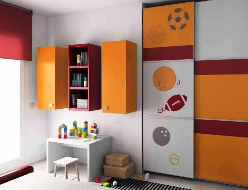 Muebles modulares modernos dise o a medida cocinas - Muebles infantiles diseno ...