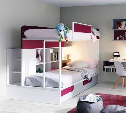 Muebles lounge modulares para adolescentes